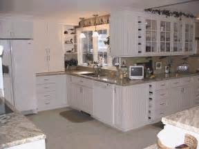 Bead Board Kitchen Cabinets Beadboard Kitchen Cabinets Design 2011
