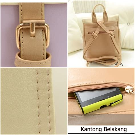 Dompet By Ab Shop Bag by Jual Small Korean Style Backpack Tas Ransel Wanita