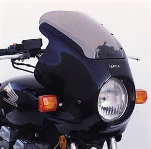 Honda cb750 targa windscreen only for a quarter fairing 24 891s by