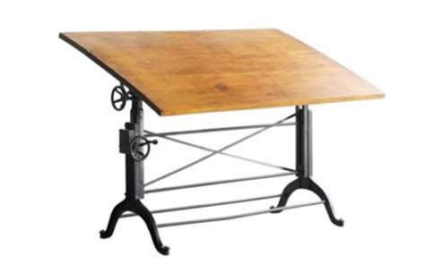 Standing Drafting Table Standing Drafting Table Large Stand Up Oak Industrial Drafting Table Desk Custom Stand Up