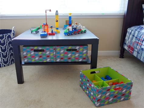 lego coffee table diy how to make your own lego table bumblebee linens