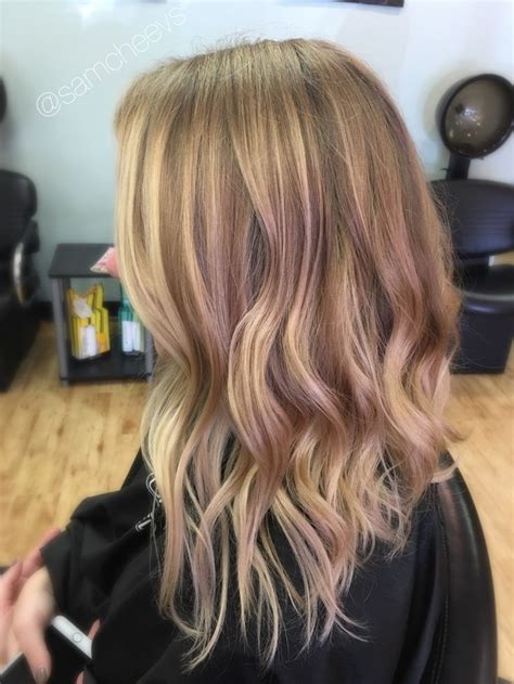 dirty blonde ombre short 17 best images about what i want to dye my hair on