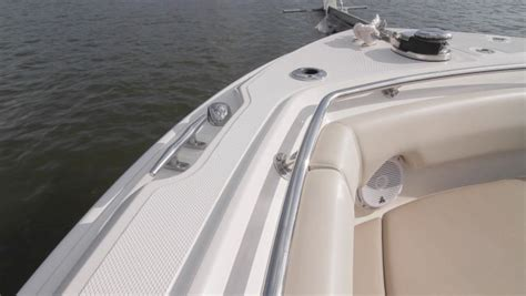 boston whaler boat cleats boston whaler 230 outrage 2019 2019 reviews performance