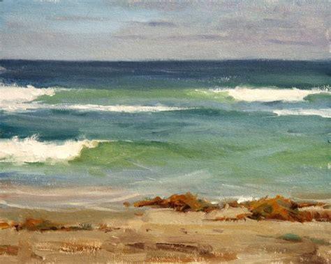 watercolor tutorial beach plein air wave painting stan prokopenko s blog art
