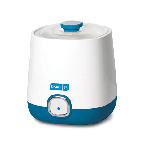 dash kitchen appliances dash bulk yogurt maker blue appliances small kitchen