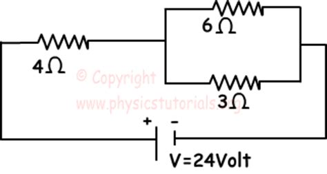 resistor circuit problems and solutions combination of resistors with exles