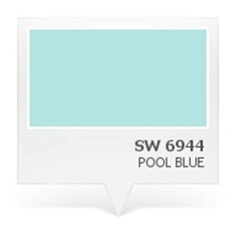 sw 6944 pool blue colors