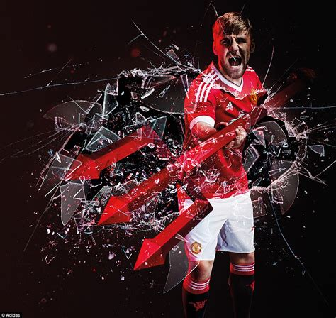 wallpaper manchester united adidas 2015 manchester united launch new adidas kit following world