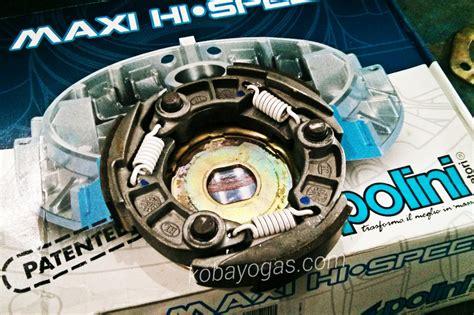 Pantek Kopling Mobil modifikasi vespa primavera suspensi transmisi dan sektor pengereman kobayogas