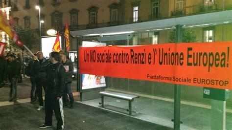 consolato tedesco roma referendum a roma e napoli manifestazioni sotto le