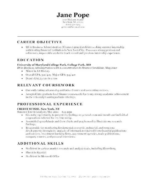 resumes for internships best resumes for internships fresh tax