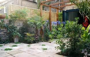 courtyard garden design north london garden design