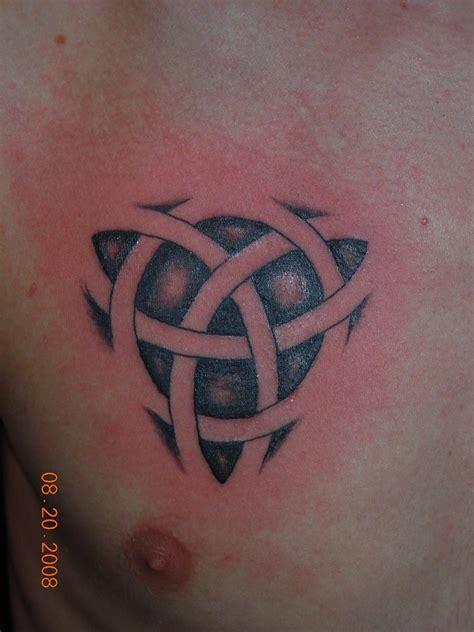tribal irish tattoo celtic knot tribal by inkaholick on deviantart
