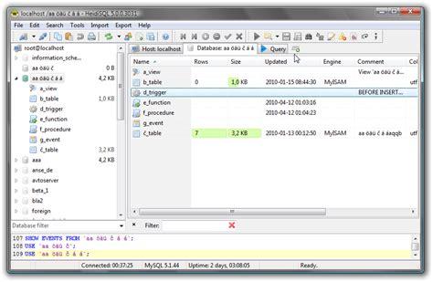 Postgresql Rename Table by Screenshot Database