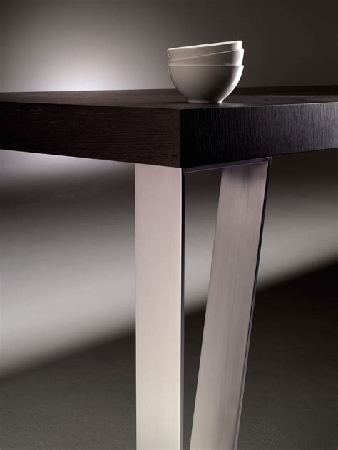 extending dining table kyoto flli orsenigo design umberto asnago