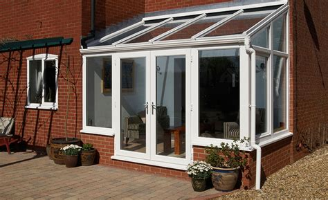 lean  conservatory range anglian home