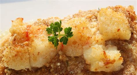 baked ranch coated bay scallop recipe what s cookin italian style cuisine