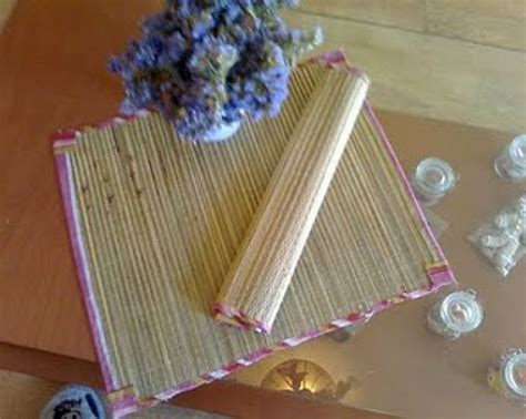como hacer manteles individuales manteles a crochet manualidades