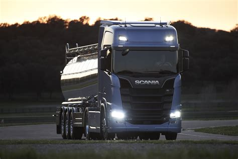 scania truck scania introduces new truck range scania group