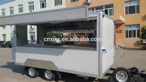 mobile kitchen design mobile food trailer fast food sale trailer new design