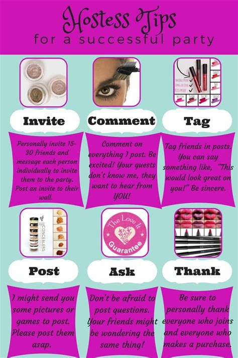 party tips 17 best images about hostess coaching on pinterest arbonne from home and thirty one