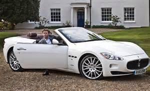 Martin Maserati Martin The Maserati Grancabrio Is Truly The Sexiest