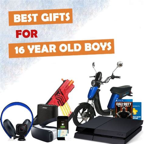 2018 best christmas gift 16 year old boy birthday presents for 16 year boy 11 best boy birthday ideas images on anniversary