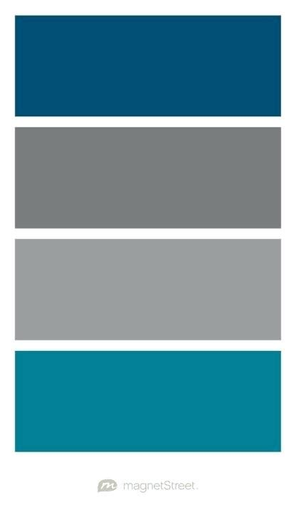 white grey color palette this weeks inspiration is peacock blue that creative