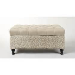 Upholstered Bedroom Storage Bench Upholstered Storage Bedroom Bench