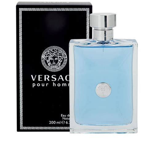 Parfum 200ml Homme by Buy Versace Pour Homme Eau De Toilette 200ml Spray At Chemist Warehouse 174