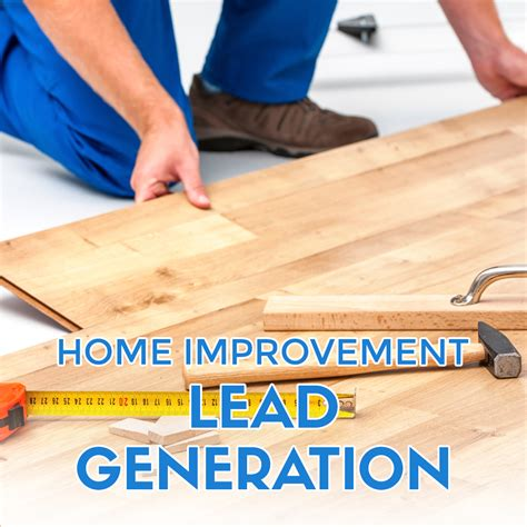 home improvement lead generation simple for contractors