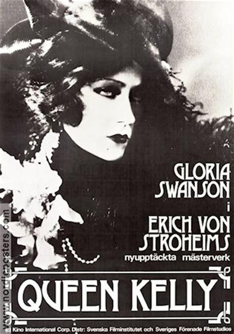 film queen kelly queen kelly movie poster 1929 original