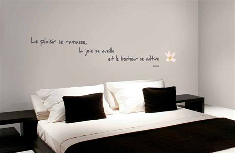 stickers citation chambre stickers mural citation de bouddha renovation