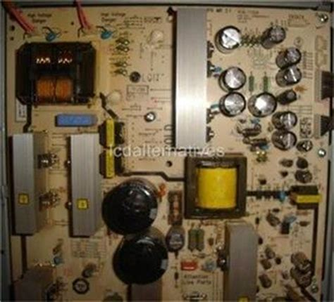 replacing capacitors on philips tv philips 47pfl3603d f7 tv repair kit capacitors only not the entire board ebay