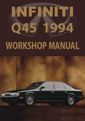 online service manuals 1995 infiniti q auto manual infiniti q45 1995 workshop manual car manuals direct