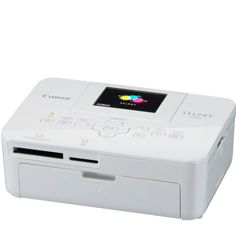 Printer Canon Selphy Cp820 canon selphy cp820 colour dye sub photo printer ebay
