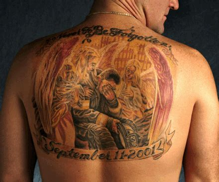 fireman tattoos designs firefighter tattoos