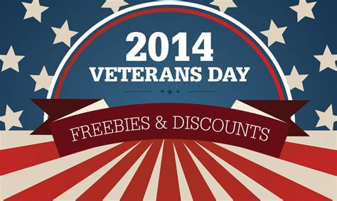 Take Advantage Of Veterans Day Offers The American Legion | take advantage of veterans day offers the american legion
