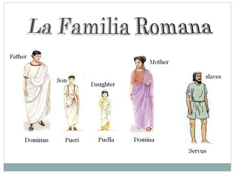 Imagenes De La Familia Romana | lat 237 n lat 237 n la familia romana