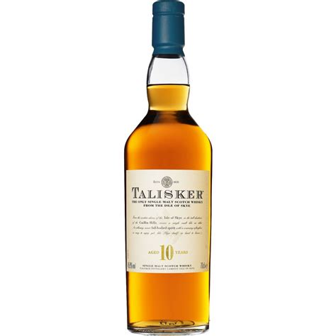 best single malt scotch whisky caskers selection talisker 10 year single malt scotch