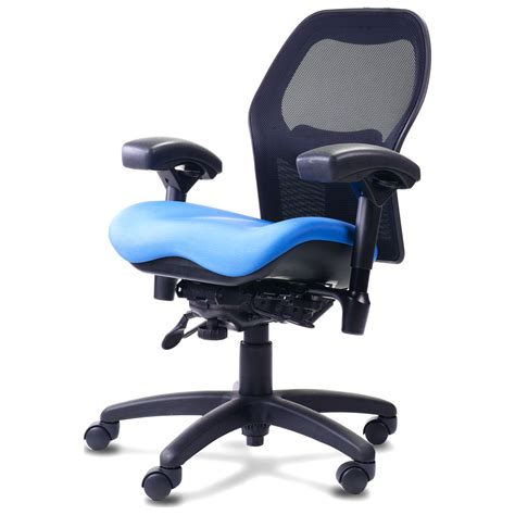 Ergonomic Chairs by Bodybilt 2600 Mesh Back Ergonomic Chair Shop Bodybilt Chairs