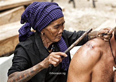 kalinga tattoo artist whang od to receive national living
