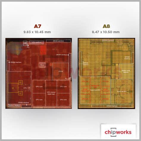apple  teardown reveals big processor power  small iphone  package imore