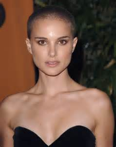 american actresses bold hottest hollywood bald headed celebrities