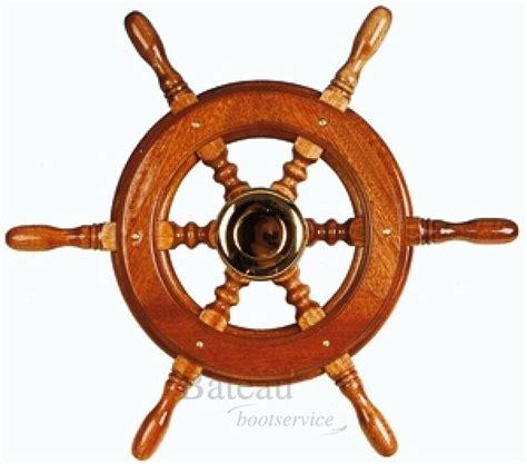 boot stuur stuurwiel type 2 370 mm houten sturen sturen