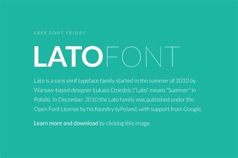lato font family free digital downloads lato font free