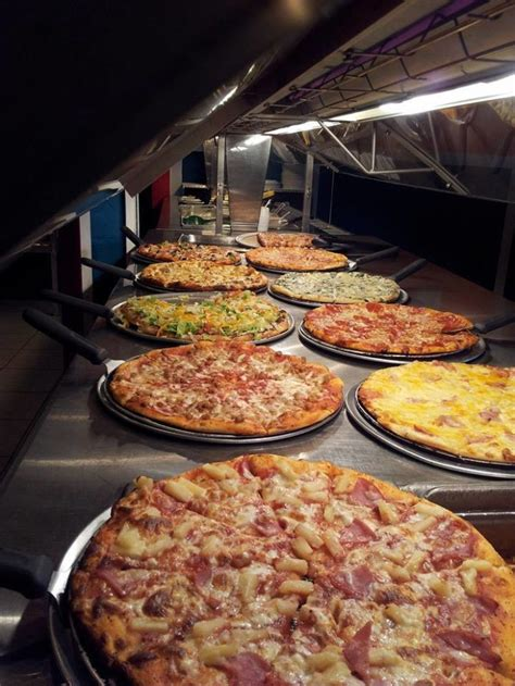 10 Delicious Buffets In Alabama The Pizza Buffet