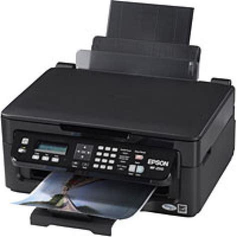 Printer Epson Wf epson workforce wf 2510wf all in one inkjet printer