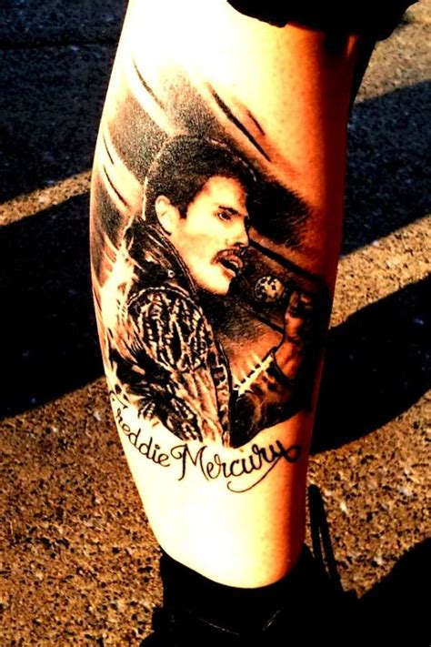 tattoo fail freddie mercury samsung no you are