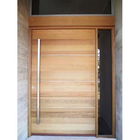 Front Doors Timber The 25 Best Pivot Doors Ideas On Houston Architecture Glass Door Hinges And Doors